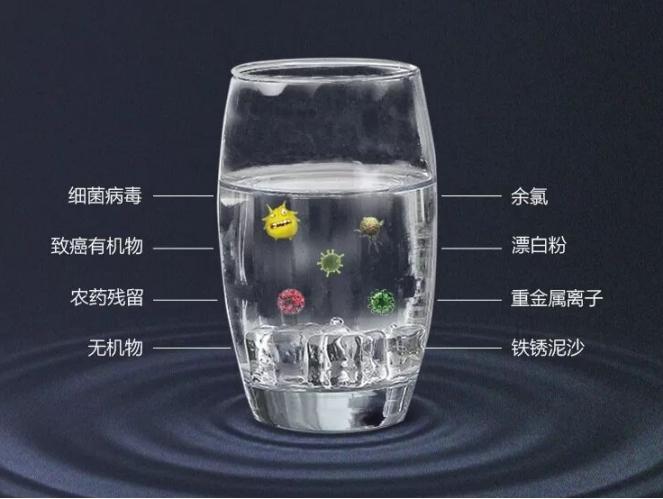 二次供水污染