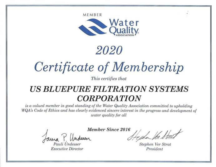国家饮用水标准