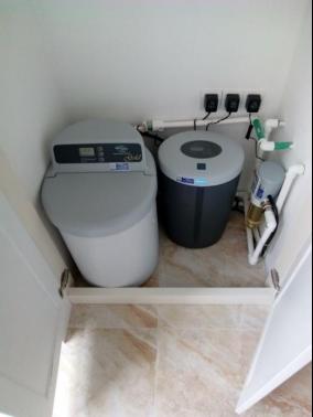 家用净水器安装